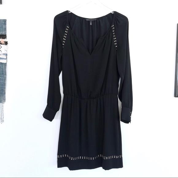 a823190bb84 White House Black Market LS Studded Dress 8. M_5c7055280cb5aa491adfa760